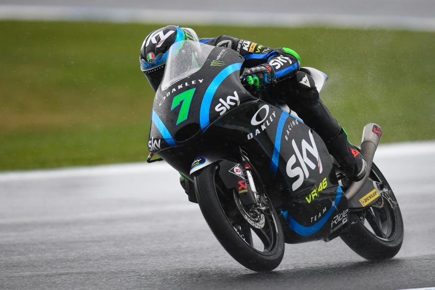 Dennis Foggia, Sky Racing Team VR46, Pramac Generac Australian Motorcycle Grand Prix
