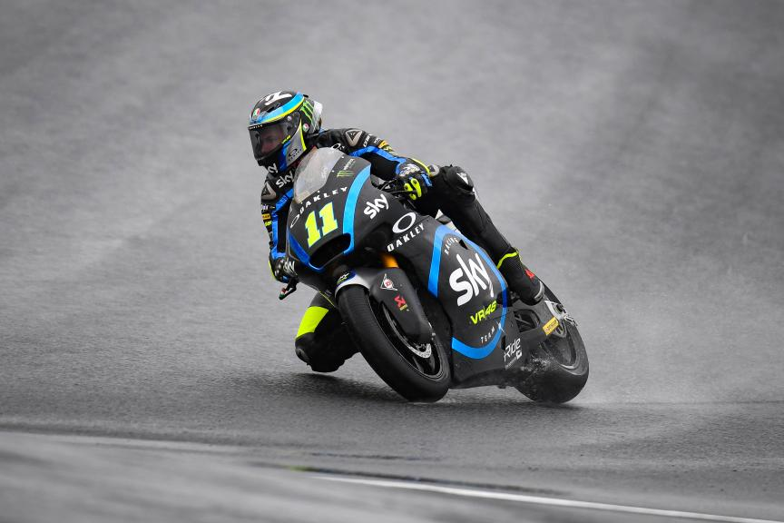 Nicolo Bulega, Sky Racing Team VR46, Pramac Generac Australian Motorcycle Grand Prix