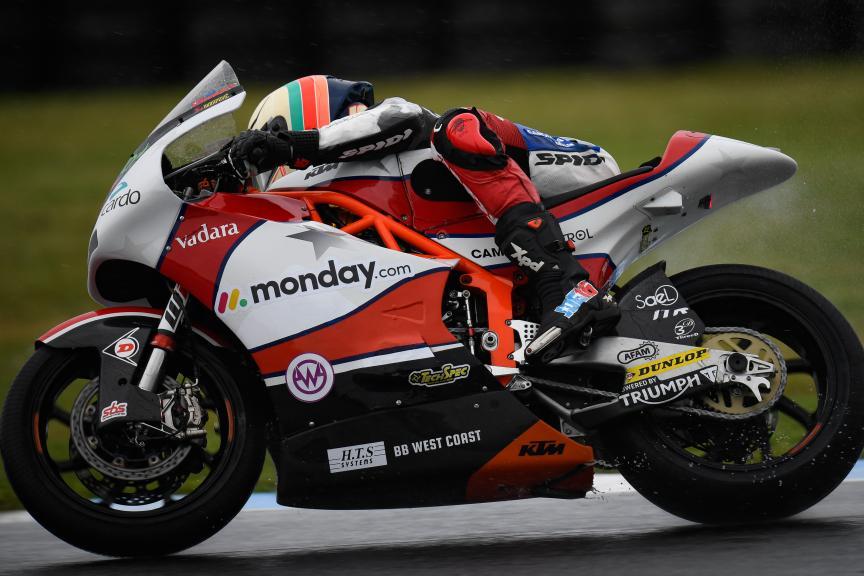 Joe Roberts, American Racing KTM, Pramac Generac Australian Motorcycle Grand Prix