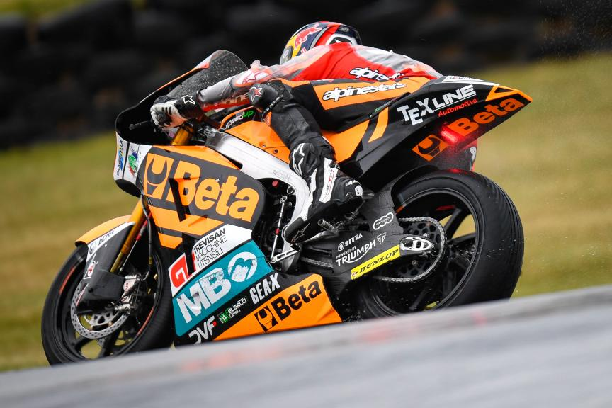 Fabio Di Giannantonio, Beta Tools Speed Up, Pramac Generac Australian Motorcycle Grand Prix