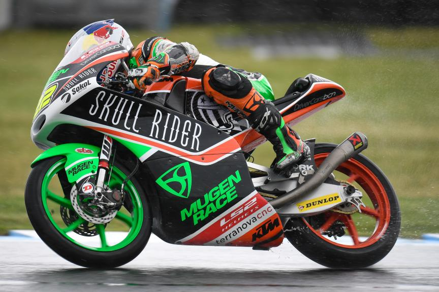 Kazuki Masaki, BOE Skull Rider Mugen Race, Pramac Generac Australian Motorcycle Grand Prix
