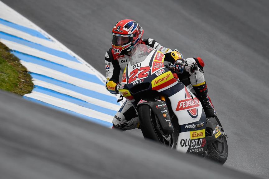 Sam Lowes, Federal Oil Gresini Moto2, Pramac Generac Australian Motorcycle Grand Prix