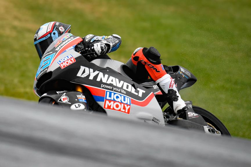 Marcel Schrotter, Dynavolt Intact GP, Pramac Generac Australian Motorcycle Grand Prix
