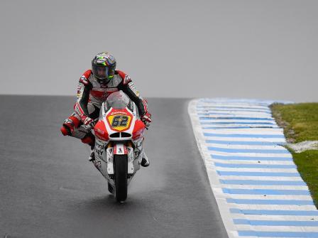 Moto2, Free Practice, Pramac Generac Australian Motorcycle G