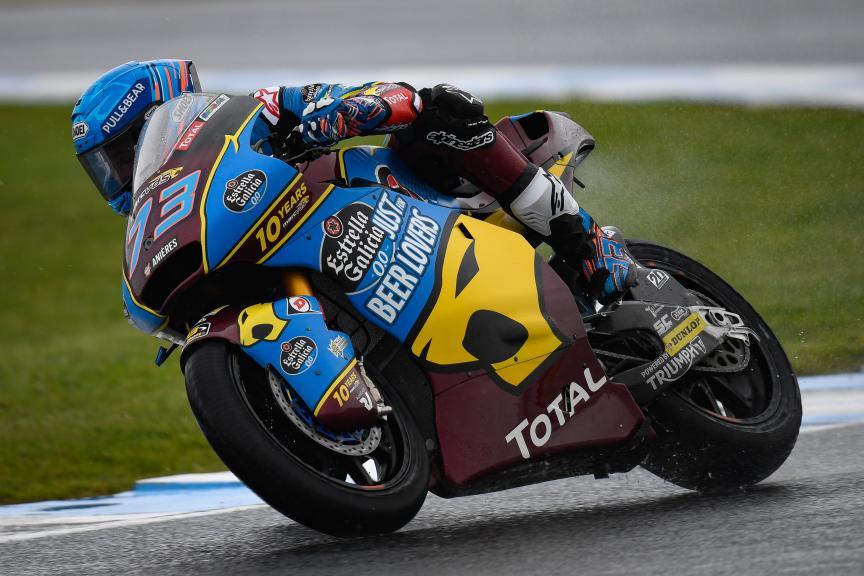 Alex Marquez, EG 0,0 Marc Vds, Pramac Generac Australian Motorcycle Grand Prix