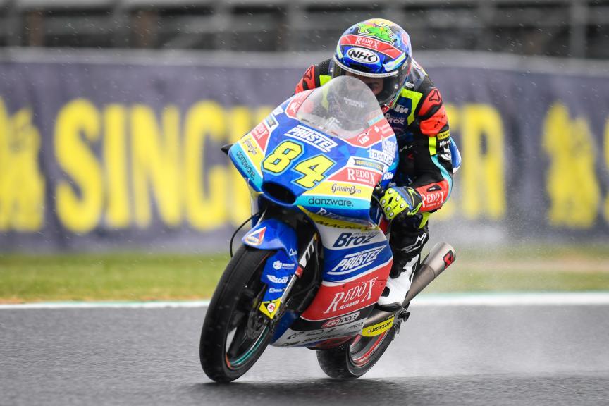 Jakub Kornfeil, Redox PruestlGP, Pramac Generac Australian Motorcycle Grand Prix