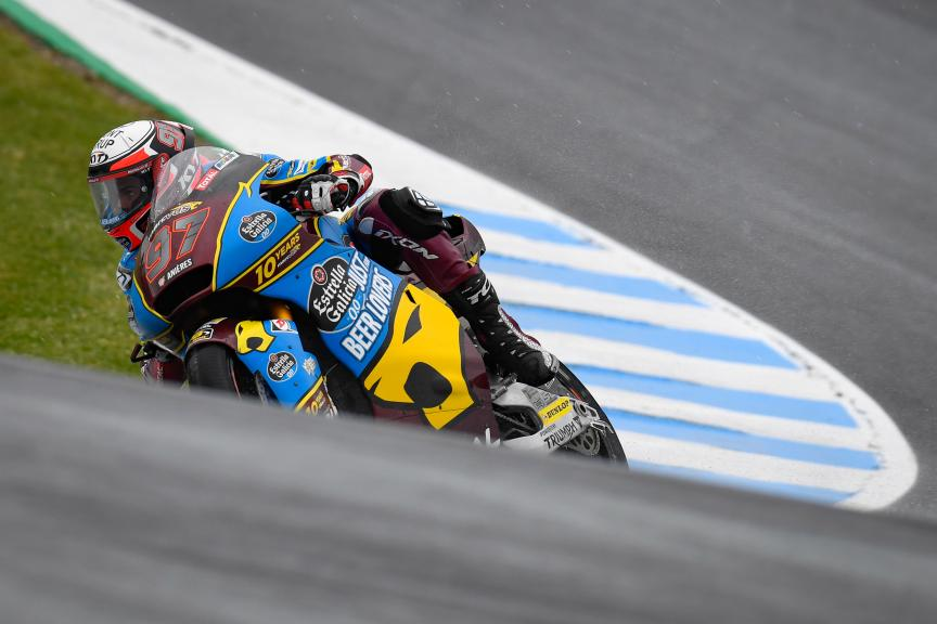 Xavi Vierge, EG 0,0 Marc Vds, Pramac Generac Australian Motorcycle Grand Prix