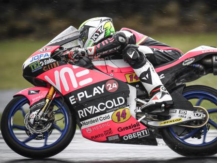 Moto3, Free Practice, Pramac Generac Australian Motorcycle G