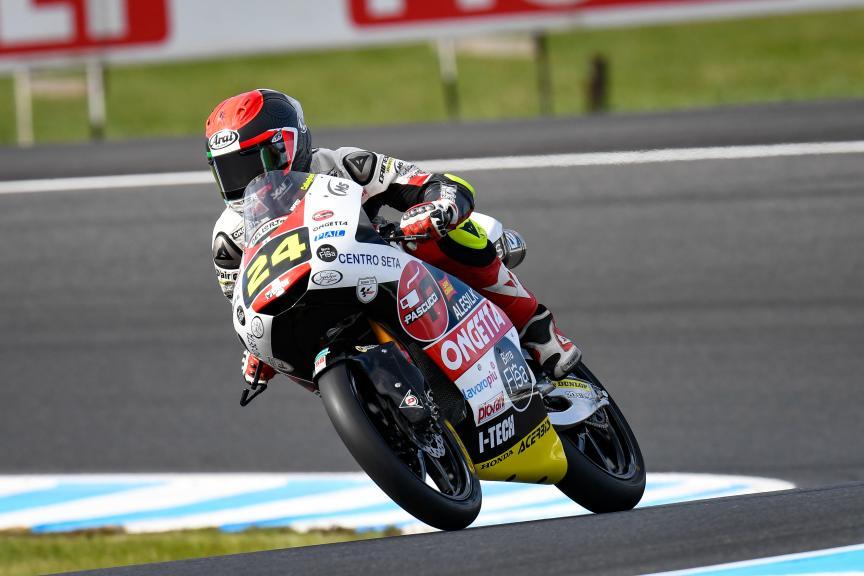 Tatsuki Suzuki, SIC58 Squadra Corse, Pramac Generac Australian Motorcycle Grand Prix