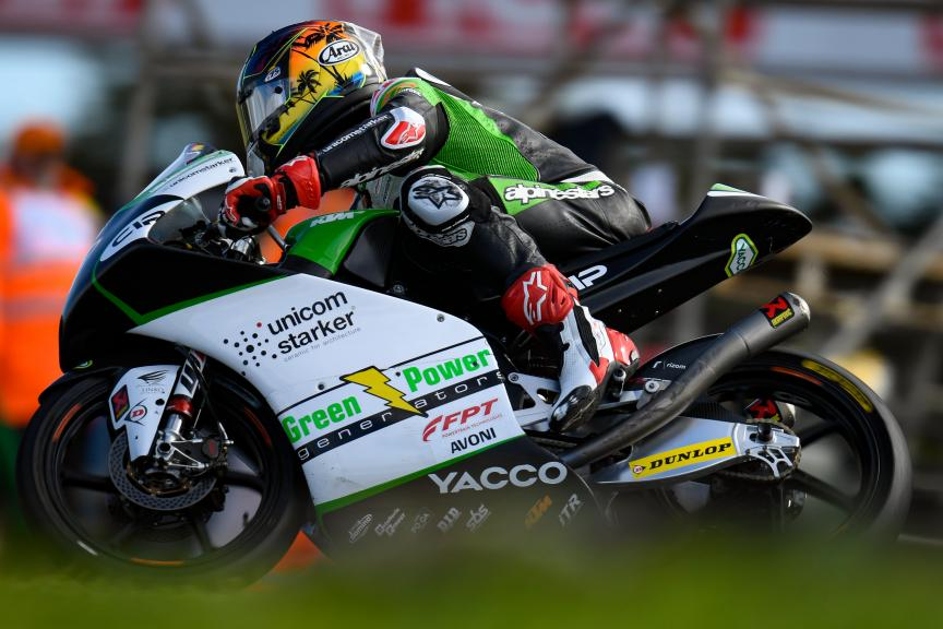 Darryn Binder, CIP Green Power, Pramac Generac Australian Motorcycle Grand Prix