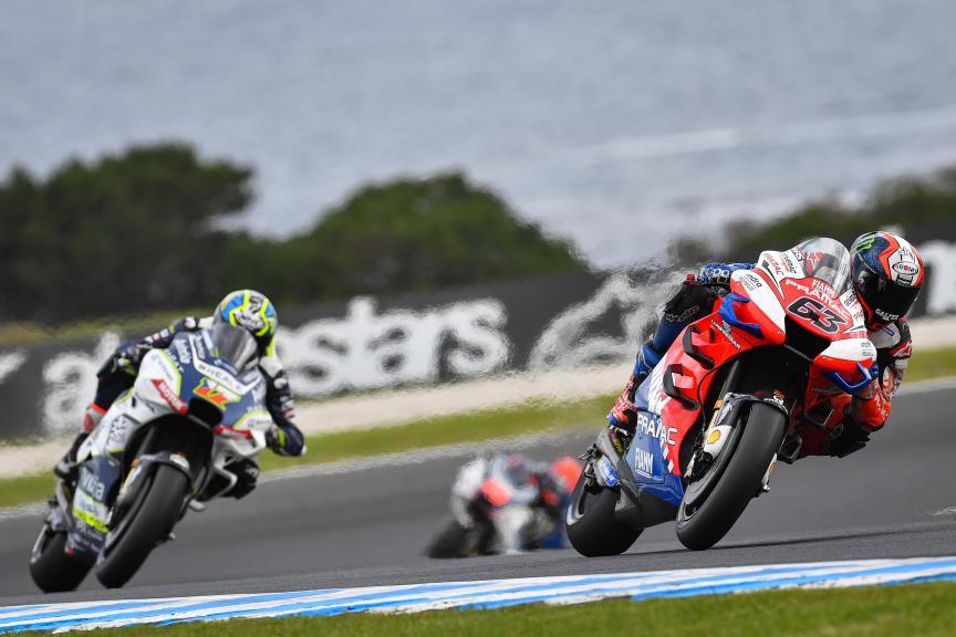 Francesco Bagnaia, PRAMAC RACING, Pramac Generac Australian Motorcycle Grand Prix