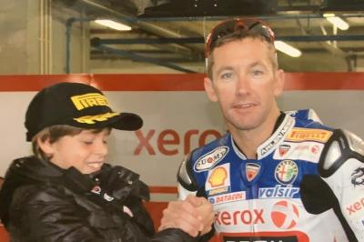 This is gold, my last race 2008, a young @fabiodiggia21