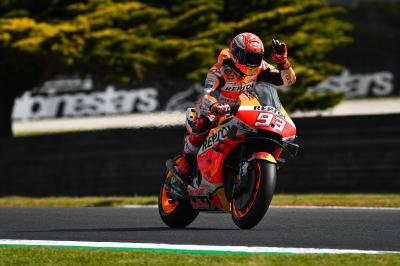 Phillip Island: La FP4 della MotoGP™ viene sospesa