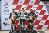 Marcos Ramirez, Aron Canet, Albert Arenas, Pramac Generac Australian Motorcycle Grand Prix