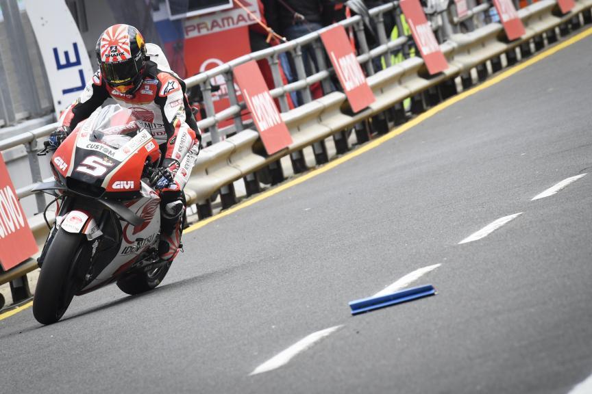 Johann Zarco, LCR Honda Idemitsu, Pramac Generac Australian Motorcycle Grand Pri