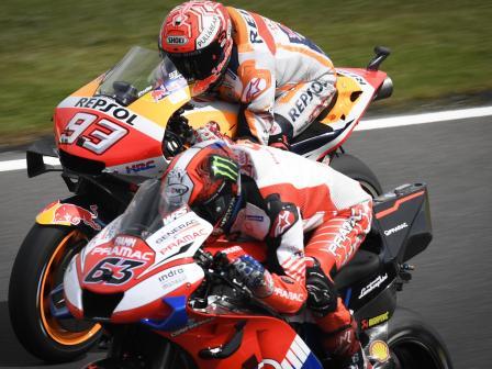 MotoGP, Free Practice, Pramac Generac Australian Motorcycle