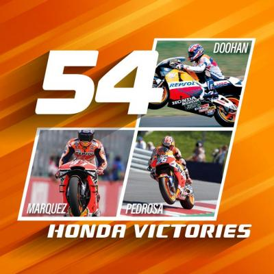 Can Marquez take a 55th win to become Honda's most