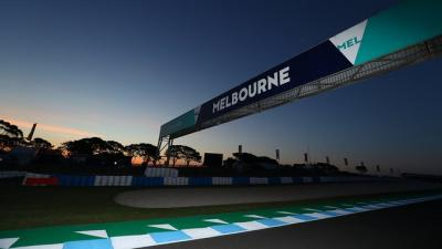 Good morning from the @PICircuit Bring on all the #AustralianGP