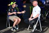 Valentino Rossi, Monster Energy Yamaha MotoGP, 400GPs interview