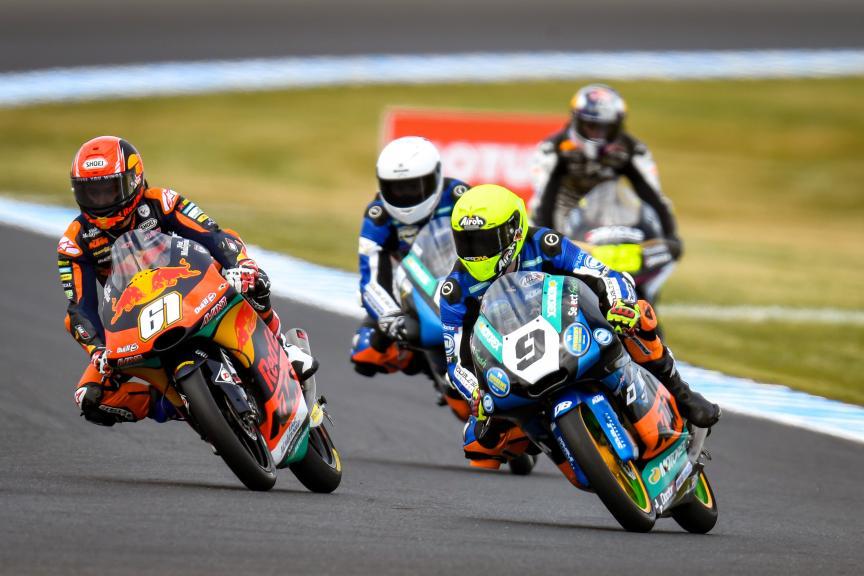 Yanni Shaw, Double Six Motor Sport, Pramac Generac Australian Motorcycle Grand Prix