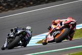 Maverick Viñales, Marc Marquez, Pramac Generac Australian Motorcycle Grand Prix