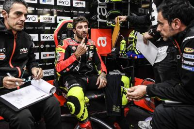 Un Iannone colossale regala fiducia all'Aprilia