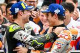 Cal Crutchlow, Marc Marquez, Pramac Generac Australian Motorcycle Grand Prix