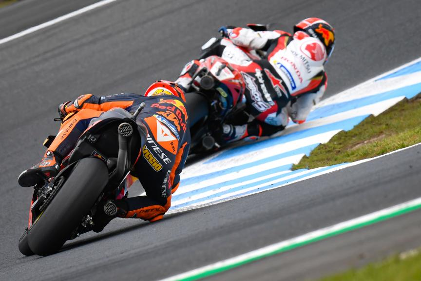 Pol Espargaro, Red Bull KTM Factory Racing, Pramac Generac Australian Motorcycle Grand Prix
