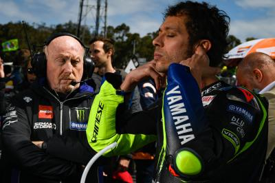 An amazing start for Rossi at Phillip Island