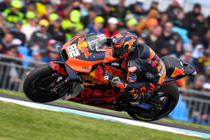 Mika Kallio, Red Bull KTM Factory Racing, Pramac Generac Australian Motorcycle Grand Prix