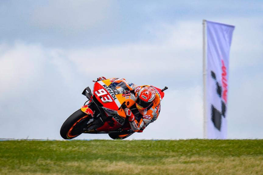 MotoGP, Race, Pramac Generac Australian Motorcycle Grand Prix