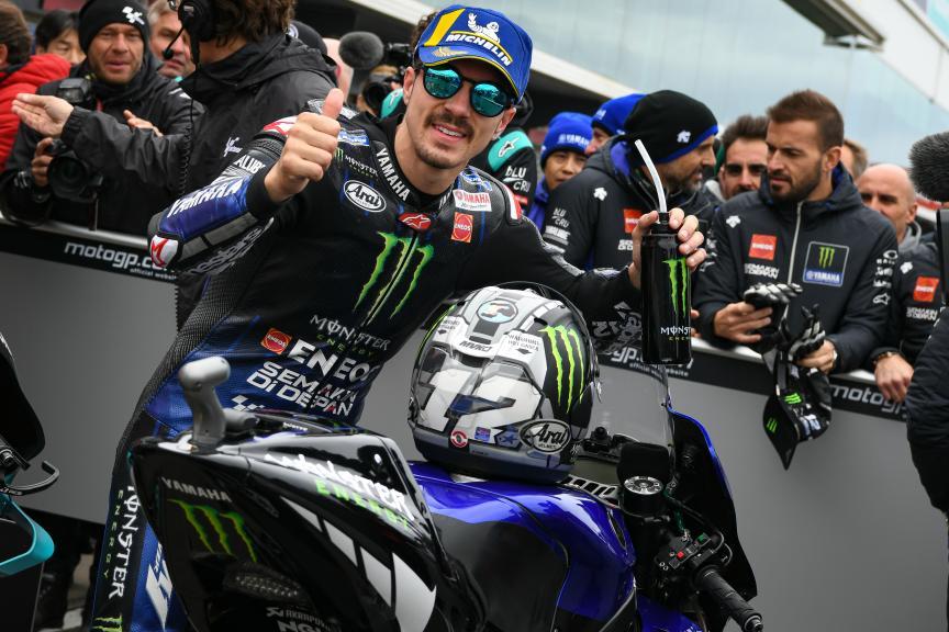Maverick Viñales, Monster Energy Yamaha MotoGP, Pramac Generac Australian Motorcycle Grand Prix