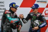 Maverick Viñales, Fabio Quartararo, Pramac Generac Australian Motorcycle Grand Prix