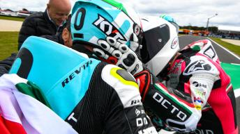 The Moto3™ World Championship in photos