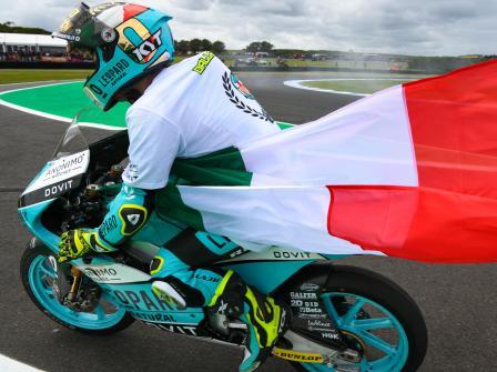 Moto3, Race, Pramac Generac Australian Motorcycle Grand Prix