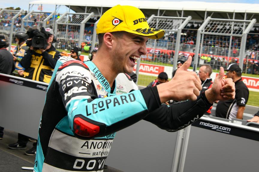 Marcos Ramirez, Leopard Racing, Pramac Generac Australian Motorcycle Grand Prix
