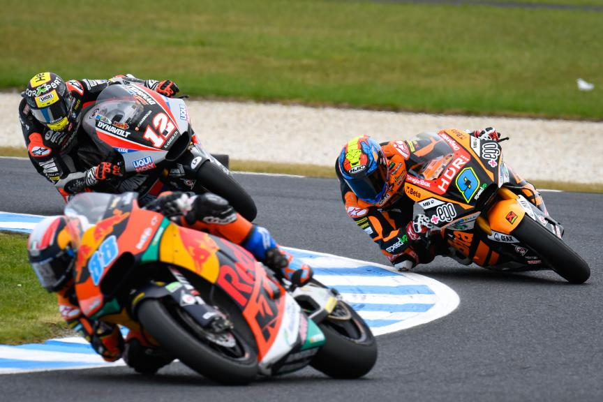 Jorge Navarro, Beta Tools Speed Up, Pramac Generac Australian Motorcycle Grand Prix