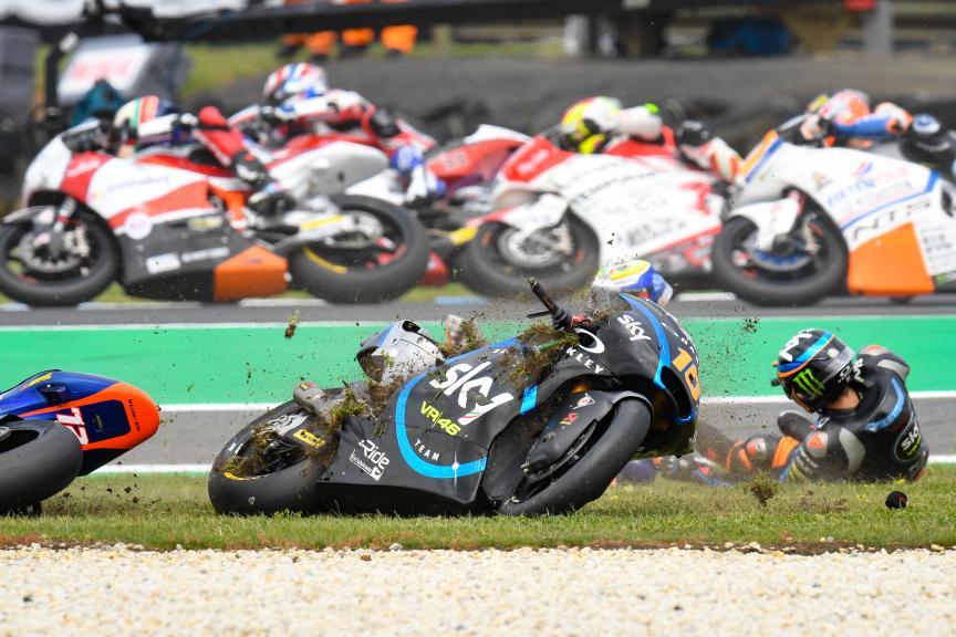 Luca Marini, Sky Racing Team VR46, Pramac Generac Australian Motorcycle Grand Prix