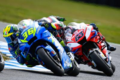 Rookie uprising: Bagnaia and Mir earn best finishes of 2019