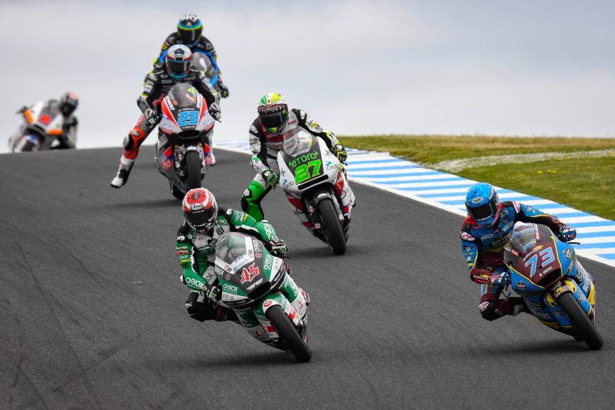 Tetsuta Nagashima, Onexox TKKR SAG Team, Pramac Generac Australian Motorcycle Grand Prix