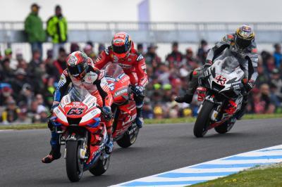 Bagnaia signe son meilleur résultat en MotoGP™ !