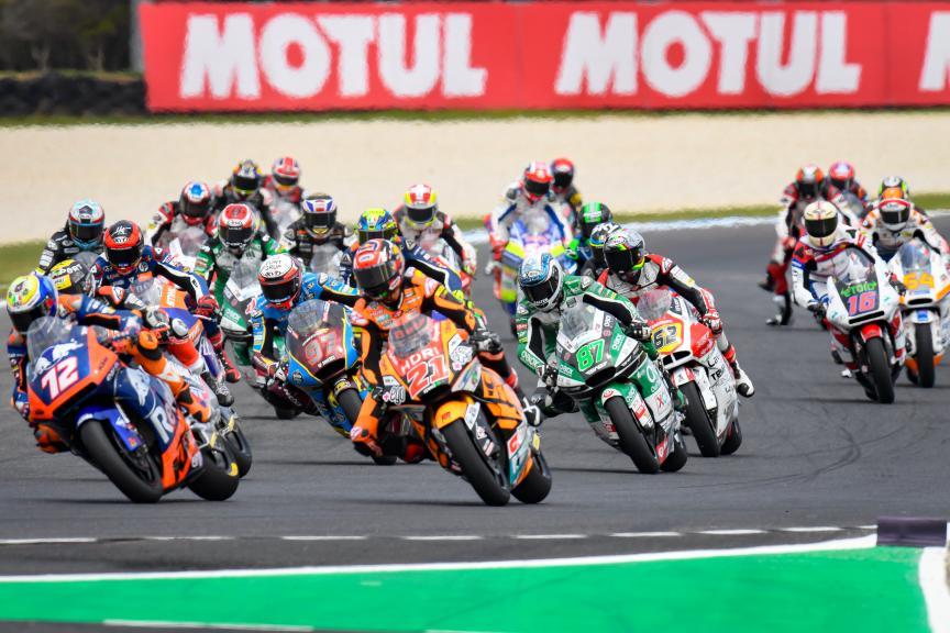Moto2, Race, Pramac Generac Australian Motorcycle Grand Prix