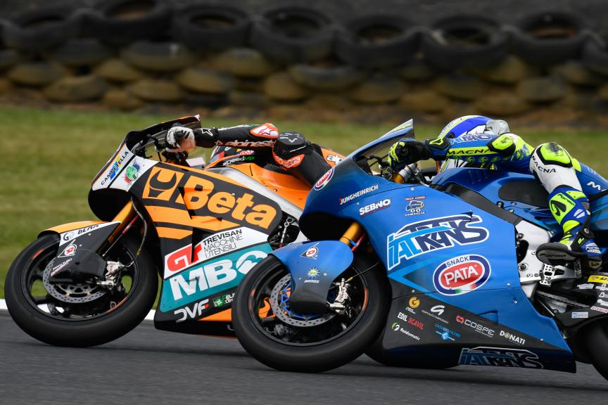 Fabio Di Giannantonio, Beta Tools Speed Up, Pramac Generac Australian Motorcycle Grand Prix