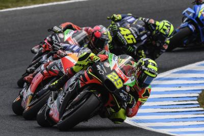 Lo spettacolare GP d'Australia in slow-motion!