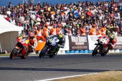 Classic MotoGP™ Island battles: what's your favourite?