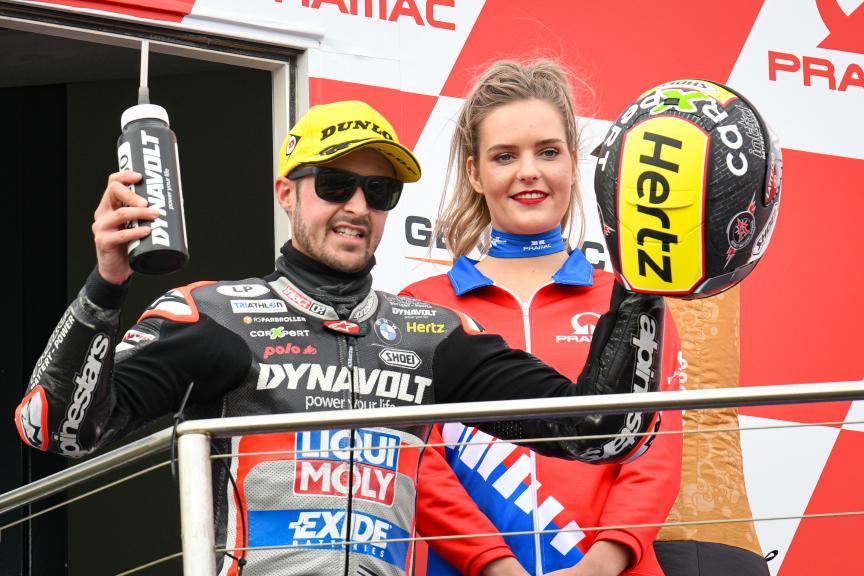 Tom Luthi, Dynavolt Intact GP, Pramac Generac Australian Motorcycle Grand Prix