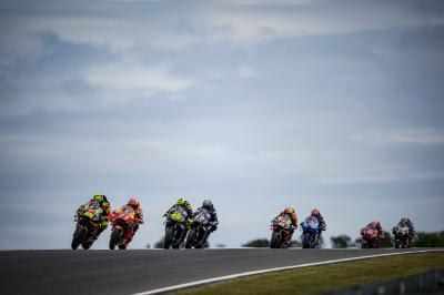 Iannone makes it five race-leading factories in 2019