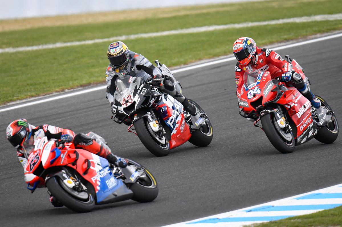 2020 MotoGP: Mission Winnow Ducati Team   Carsmyfriends.com