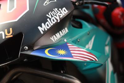 Malasia accoglie il MotoGP™ e il Petronas Yamaha SRT