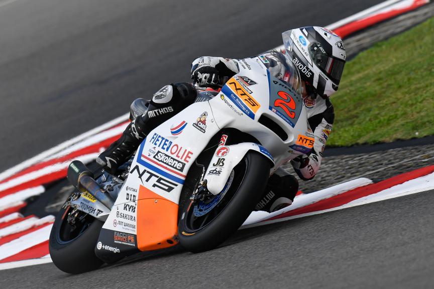 Jesco Raffin, NTS RW Racing Gp, Shell Malaysia Motorcycle Grand Prix